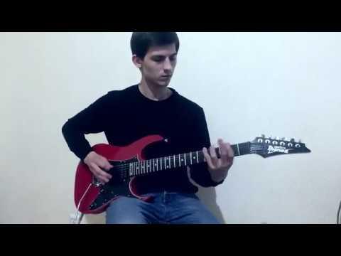 КИНО - Троллейбус (гитарный кавер)