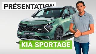 Nouveau Kia Sportage hybride : le best-seller fait peau neuve