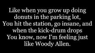 AJR - Woody Allen (lyrics)