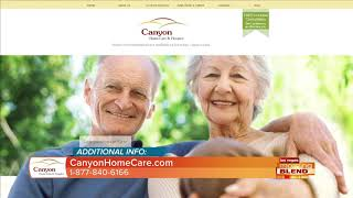 Canyon Home Care & Hospice with Red Rock Pharmacy make it simple to live comfortably.