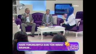 Beşiktaş Başvaizi İsmail ÖZELBAŞ İkbal GÜRPINARla Hayatın İçinden Programında