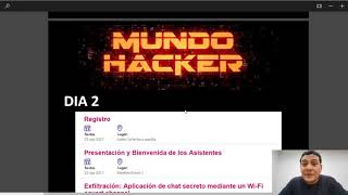 Agenda mundo hacker day colombia 2017