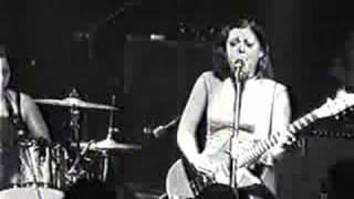 Sleater Kinney   White Rabbit  Turn It On (live 2000)