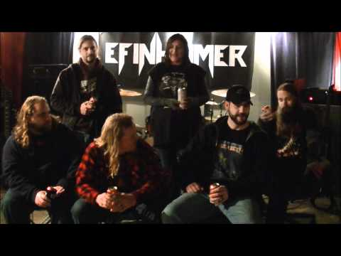 Backstage with Slayermike - EFINHEIMER