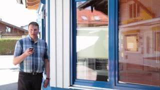 preview picture of video 'HAMBERGER - Markisen, Rollläden, Jalousien, Insektenschutz, Garagentore vom Profi'