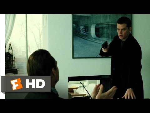 The Bourne Supremacy (4/9) Movie CLIP - Fighting Close & Dirty (2004) HD