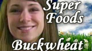 Super Food & Health Food, Buckwheat, Nutrition By Natalie