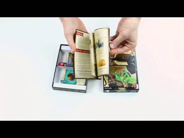 Gry planszowe uWookiego - YouTube - embed jyZpct0CKbY