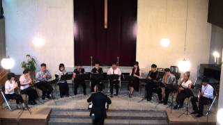 Flower Arrangements -recorder ensemble-