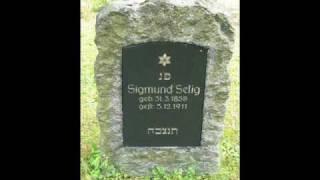 preview picture of video '01. Ladenburg: Mazewot of the Jewish Cemetery / Grabsteine auf dem Jüdischen Friedhof'