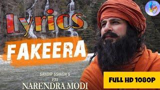 PM Narendra Modi: Fakeera Song Lyrics Video l   - YouTube