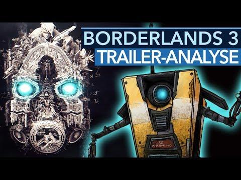 Borderlands 3: Alle Geheimnisse des Teasers