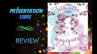 Coloriage Adulte Review Silhouettes Magiques Disney Présentation