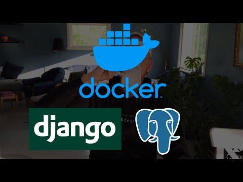 Docker With Django And Postgresql Tutorial thumbnail