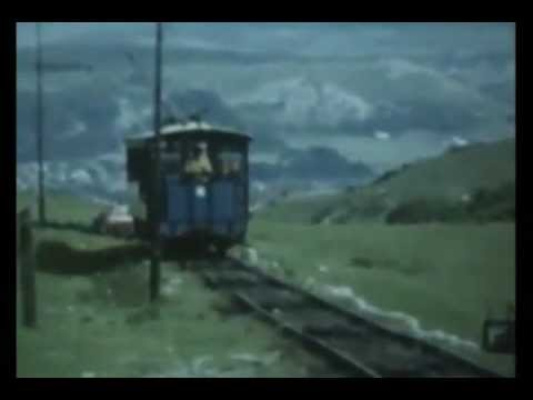 Great Orme Tramway c1965
