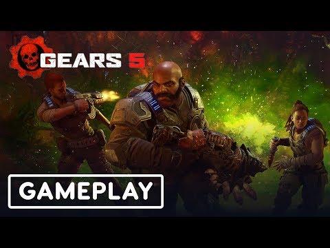 14 minutes du mode Escape de Gears 5 de Gears 5