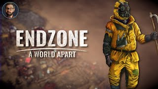 Youtube thumbnail for Endzone - A World Apart Review | Post-Apocalyptic city builder
