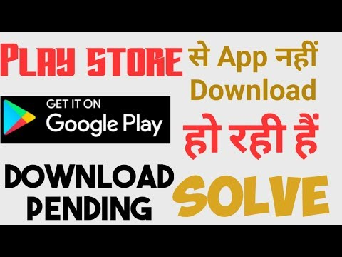 Download Play Store Download Pending Solution Video 3GP Mp4 FLV HD