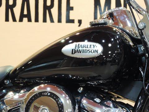 2021 Harley-Davidson® Touring Softail FLHC Heritage Classic 107