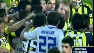 Volkan Show Koyduk mu | Fenerbahçe Şampiyonluk Töreni 2011