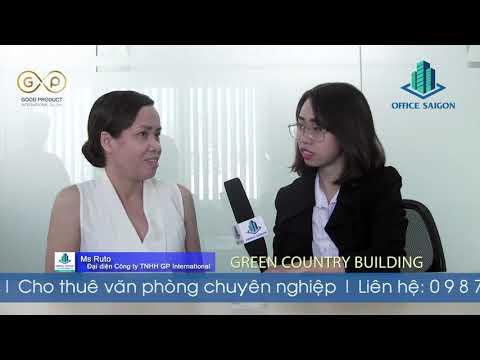 Review Cty GP International khi thuê văn phòng ở Green Country quận 7