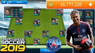 how to import psg logo and kits in dream league soccer 2019