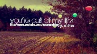you're out of my life - darin (+download link)