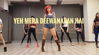 Yeh Mera Deewanapan Hai - Susheela Raman | Heels