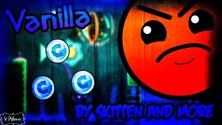 DE LA MEJORES CANCIONES!!.. GEOMETRY DASH [2.0] VANILLA BY SKITTEN AND OTHERS CREATORS!