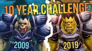 World of Warcraft в 2009-м [10 YEAR CHALLENGE]