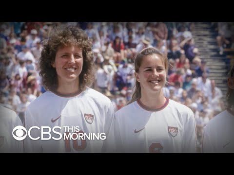 Brandi Chastain, Michelle Akers launch landmark CTE study for women's soccer