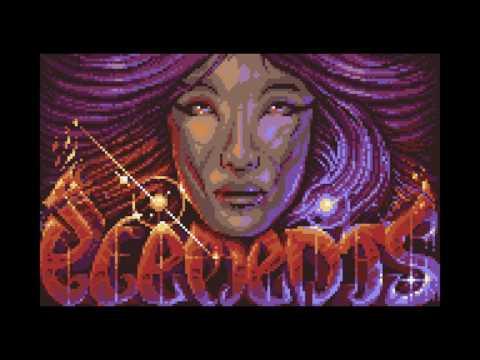 Elements by Desire (Atari Lynx demo) 1080p60