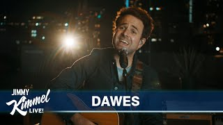"""Dawes Performs  """"St. Augustine at Night"""""""