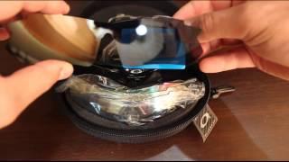 Поляризационные очки со сменными стеклами набор из 12 предметов