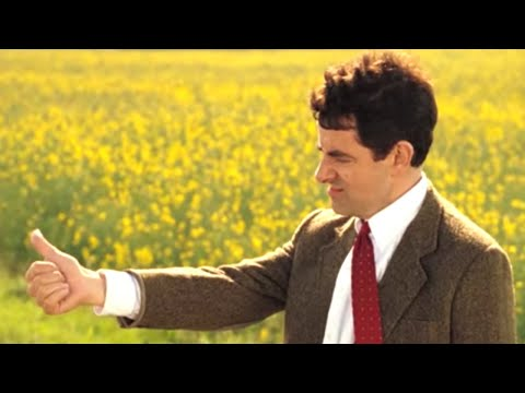 Catch a Ride!  | Funny Clips | Mr Bean Official