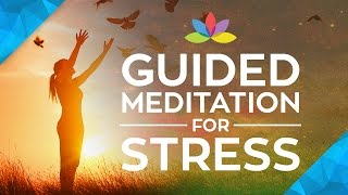 Guided Meditation for Stress and Anxiety | Relieve Stress and Anxiety