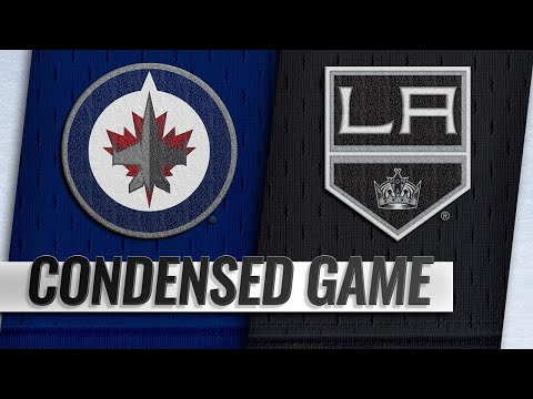 03/18/19 Condensed Game: Jets @ Kings