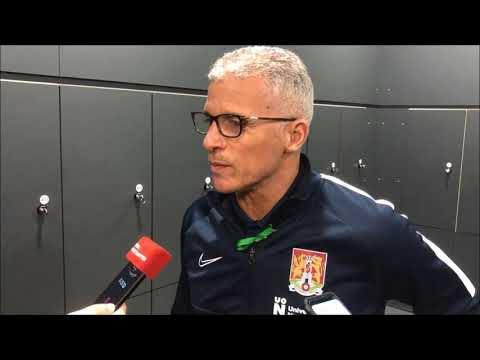 Keith Curle on the importance of preparation ahead of every game