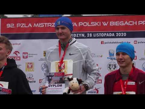MP Kwidzyn 2020: złoto Krzysztofa Różnickiego