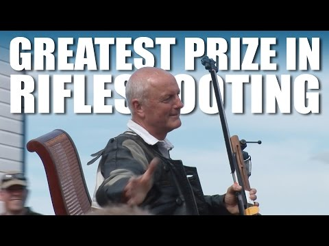 Greatest Prize in Rifleshooting