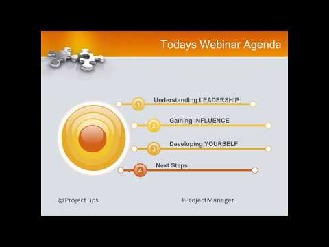 Free Project Management Training: How to be a Great Leader ...