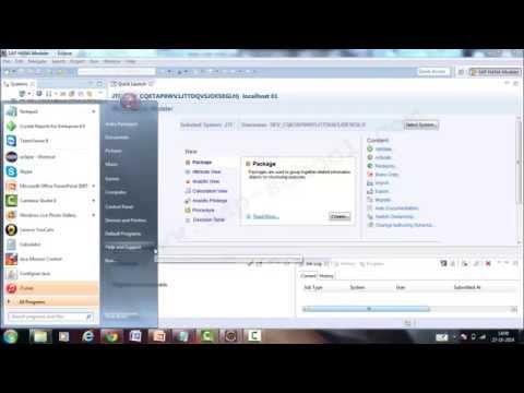 SAP HANA tutorial for beginners - YouTube