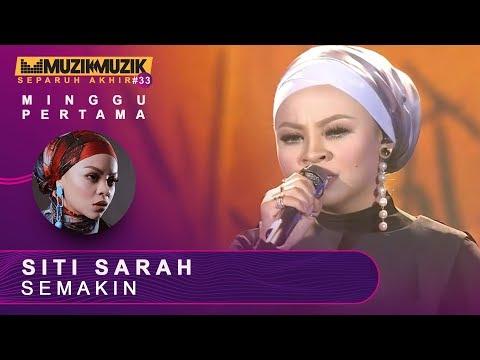Siti Sarah Semakin Muzik Muzik 33