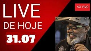 JORGE ARAGÃO  LIVE, JORGE ARAGÃO LIVE HOJE, LIVE DE JORGE ARAGÃO, JORGE ARAGÃOAOVIVO,Sambabook Lives