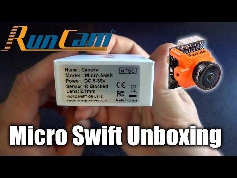 runcam-micro-swift-unboxing
