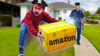 10 Ways To Stop a Porch Pirate..