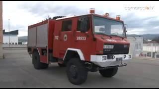 Donació camió ACIF Mariola Verda
