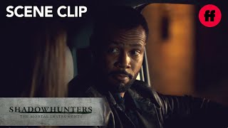 Shadowhunters | Season 3, Episode 3: Luke Warns Ollie | Freeform