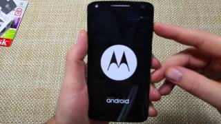 Motorola Droid TURBO 2 How to Hard Reset thru System Recovery menu X Force