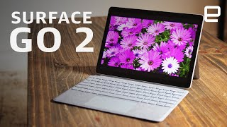 Microsoft Surface Go 2 review: Microsoft's tiny PC grows up - sort of